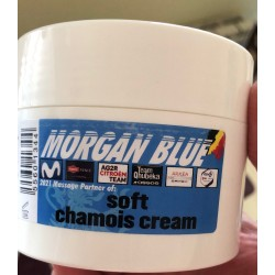Crema Badana Culotte Morgan Blue Soft Chamois Cream
