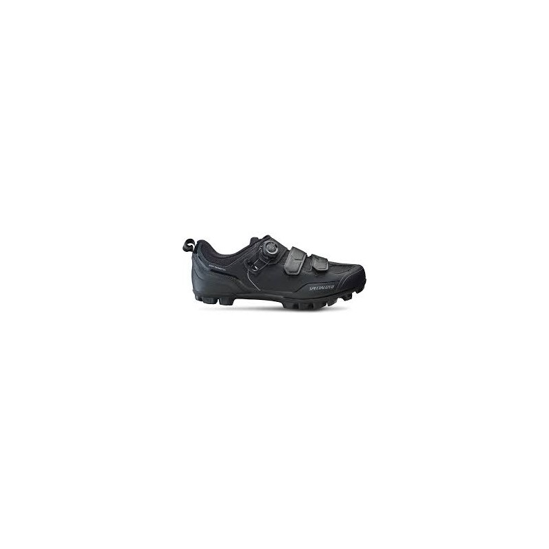 Zapatillas Specialized Comp MTB Black / Dark Grey