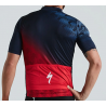Maillot Rbx Comp Logo Jersey Navy / Red